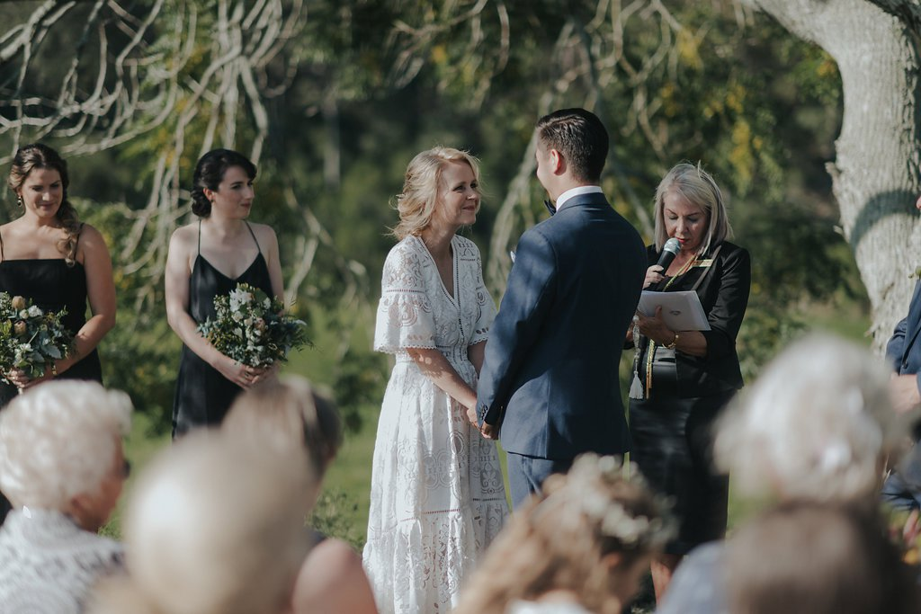 Anji & Justins Wauchope Wedding Featured In Hello May Magazine